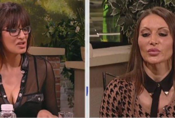ŠOK U JUTARNJEM PROGRAMU Kristina Ferari: Pros*ituišem se jer volim! A evo šta kaže Branka Blek Rouz!