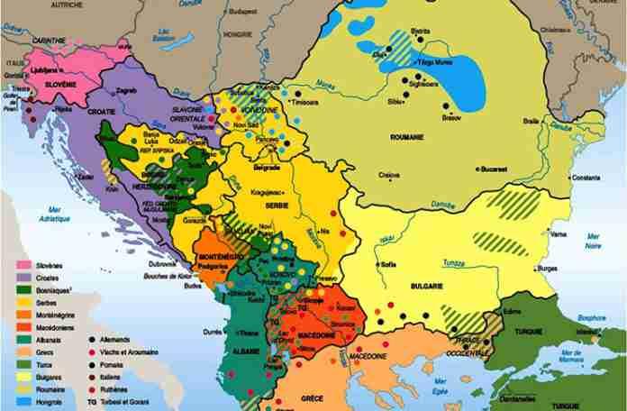 """Vlastimir MIJOVIĆ: Konačnog rješenja"""" nema, kome će pripasti Balkan?!"""