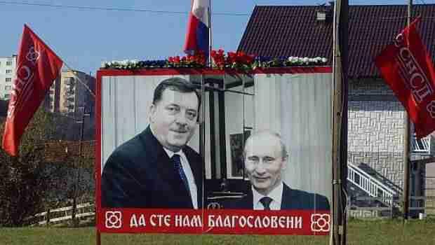 Dodik otkrio da se priprema izgradnja ruske baze u Republici Srpskoj