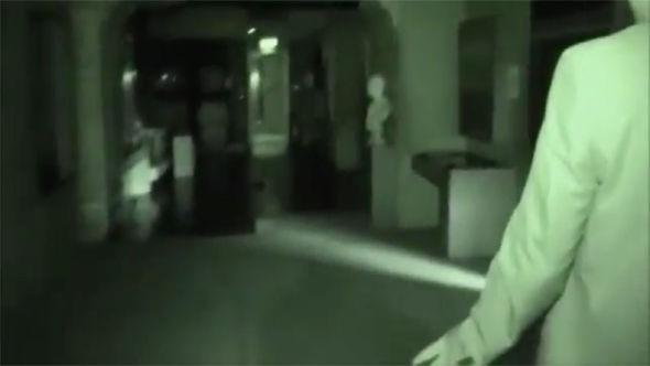 """Duh drevnog egipatskog sveštenika starog 3.000 godina """"uhvaćen kamerom kako ulazi u grob"""""""