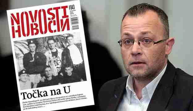 Nema USTAŠE do BALIJE : Hasanbegović pozirao s ustaškom kapom i Bujancem