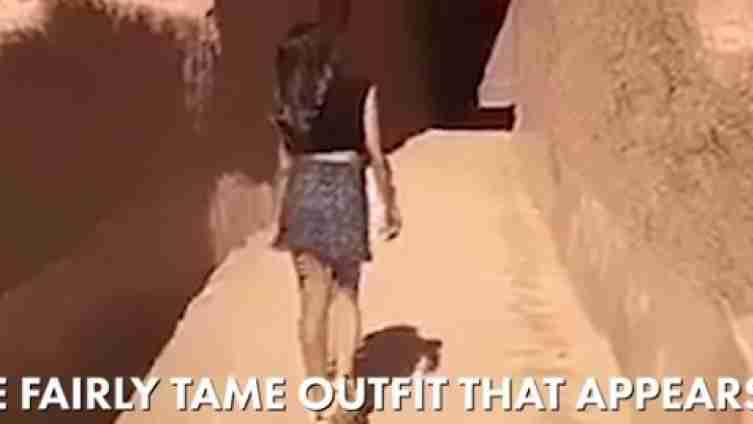 Uhapšena Saudijka koja je šetala u mini-suknji ulicama Rijada