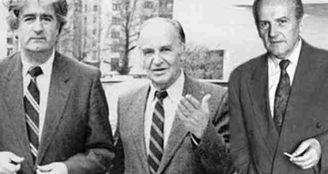 Povratak Alije Izetbegovića, Karadžića i Bobana: Još nije pala ni prva klapa, a već su ratne vođe opet među nama…