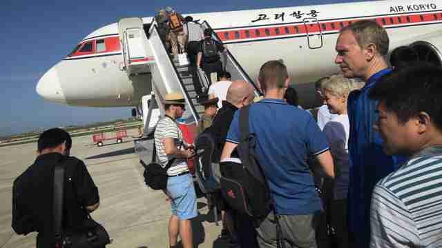 BRITANCI ZNAJU: Savjet građanima da odmah napuste Sjevernu Koreju, rat počinje…