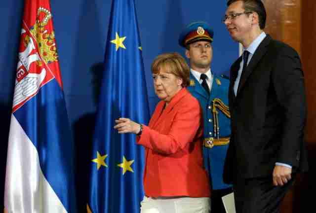 """Bečki dnevnik """"Standard"""" OTVARA OČI RUSIMA: Aleksandar Vučić se jasno definisao kao čovjek Zapada"""