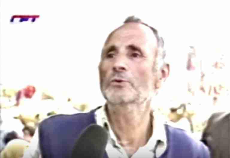 Da li je Redžep preživio intervju sa Snježanom Lalovićem u Potočarima? (VIDEO)