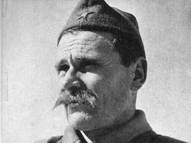 NAJČUVENIJA PARTIZANSKA SLIKA nastala poslije odbijanja napada cijelog italijanskog bataljona