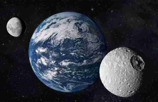 Zapanjujuće otkriće naučnika, Zemlja ima dva Mjeseca…