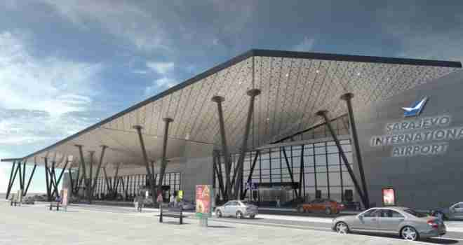 Sarajevo dobija moderni aerodrom: Počinje rušenje Terminala A, proširenje će osigurati dodatnih 10.000 kvadrata