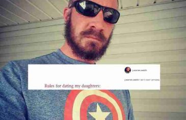 Savjet oca za izlazak s njegovim kćerkama postao hit na internetu