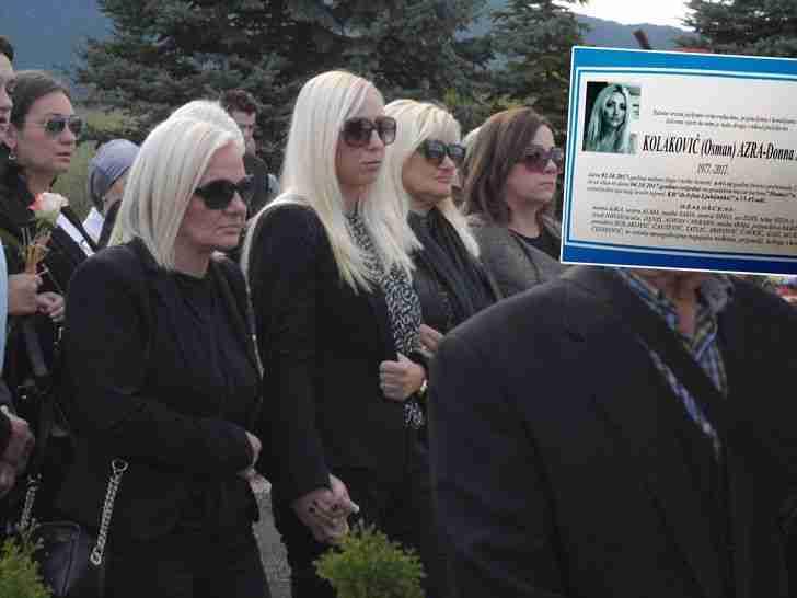 TEK SAD SE OTKRILO SVE!! Evo zbog čega Džavida nije bilo na posmrtnici ni na sahrani Donne…