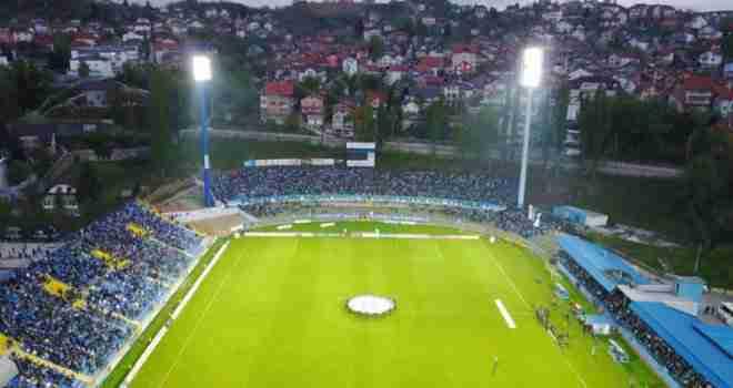 Vanredne mjere u Sarajevu 7. oktobra zbog utakmice BiH – Belgija: U ovim ulicama obustavlja se saobraćaj
