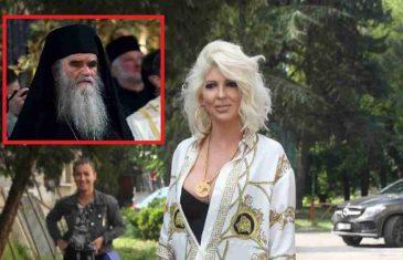 Karleuša brutalno uzvratila Amfilohiju zbog izjave da su Srpkinje veći zločinci od Hitlera i Musolonija!