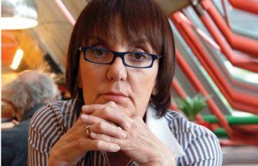 (VIDEO) VEDRANA RUDAN: Šta ako se Sara iz Vukovara BESRAMNO JE*ALA SA SRBINOM?!