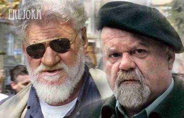 """ABDULAH SIDRAN TVRDI: """"Osoba koja se ubila u Haagu nije Slobodan Praljak, pravog Praljka ubili su 1992. četnici u Mostaru!"""""""