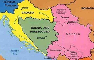 """Državna tajna: Plan """"Drina"""" otkrio namjeru stvaranja srpske države"""