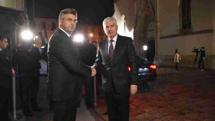 PLENKOVIĆ PORUČIO LOGORAŠIMA U BIH: 'Nema osnova za tužbe protiv Hrvatske'!