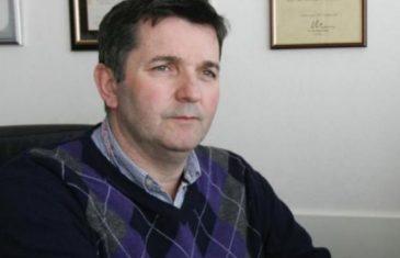 Dr. Gavrankapetanović potvrdio: Odlazim! Ovo zlostavljanje ne može podnijeti ljudsko biće!