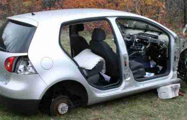 Za mjesec dana u Kantonu Sarajevo ukradena čak 33 automobila, najviše u OVOJ općini