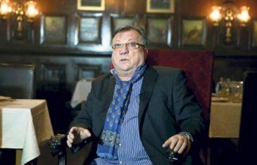Halid Bešlić u panici: Plaši se da će završiti u kolicima!