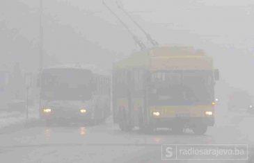 U Sarajevu zabranjeno koristiti teška ulja i ugalj, kazne do 5.000 KM!