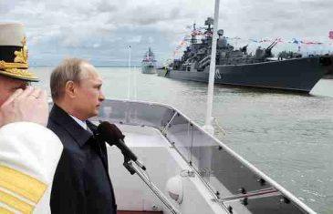 NEVOLJE ZA PENTAGON SE UMNOŽAVAJU: Rusi će iz luke Tartus u Siriji kontrolisati američku flotu – VIDEO