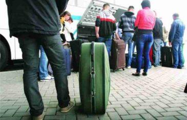 Alarmantno / U potrazi za boljim životom Bosnu i Hercegovinu dnevno napusti 115 građana