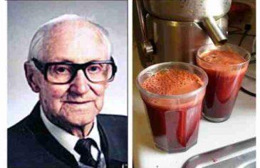 Ćelije raka umiru za 42 dana: Ovaj poznati austrijski sok je izliječio preko 45.000 ljudi od raka i drugih neizlječivih bolesti!