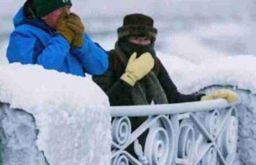 Očekujte drastičnu promjenu temperature: Iz Rusije u Evropu stiže hladna fronta