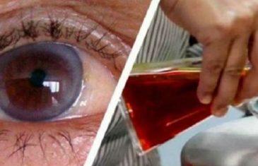 Bacite naočale! Pomoću samo jednog sastojka vaš vid će se poboljšati za 97%!