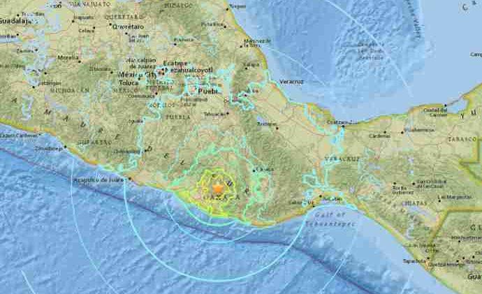 SNAŽAN POTRES POGODIO MEKSIKO: Milioni ljudi bez struje, srušio se helikopter koji je izviđao najteže pogođeno područje, ima mrtvih!