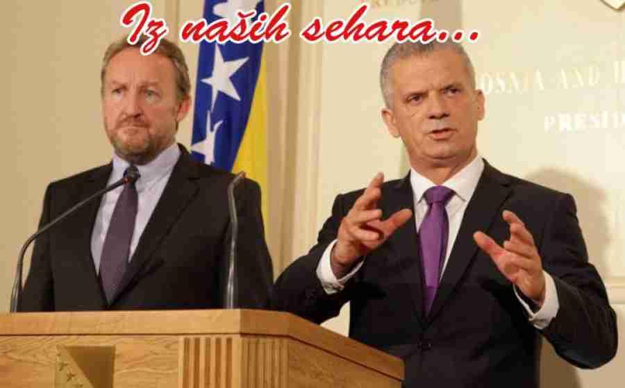 """Šta je to """"brutalno"""" i """"šokantno"""" Radončić spremao Izetbegoviću?"""