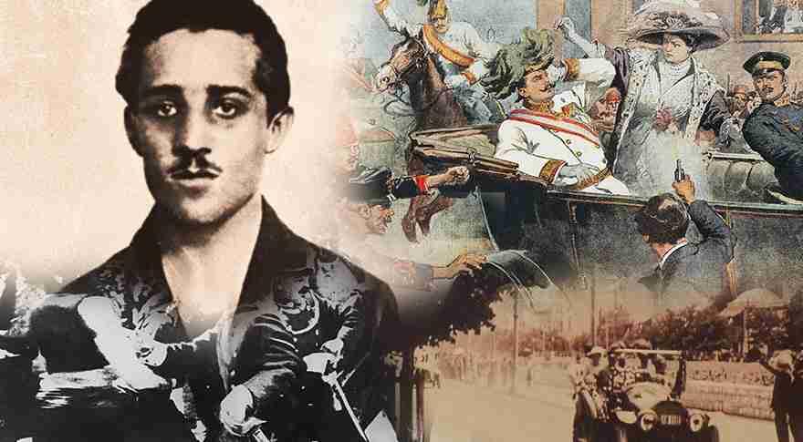 TAJNI PLAN AUSTROUGARSKE: Da Princip nije ubio Ferdinanda, BiH bi bila pripojena Hrvatskoj!