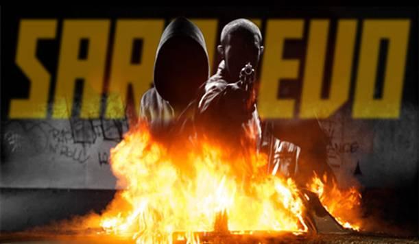 Eksplozije i ubistva nadvila se nad sigurnim Sarajevom