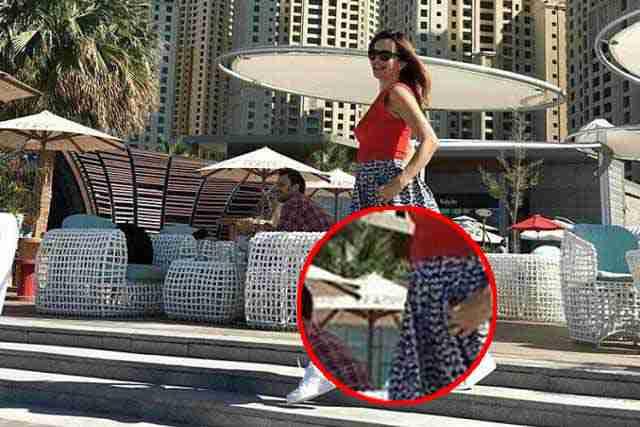 NAKON NAJNOVIJE FOTOGRAFIJE IZ DUBAIJA: Mnogi se pitaju da li je Severina trudna!?