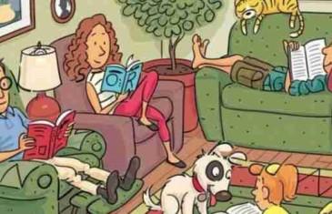 SVIJET POLUDIO ZA OVIM: Ova fotografija skriva 6 riječi, možete li ih sve pronaći?