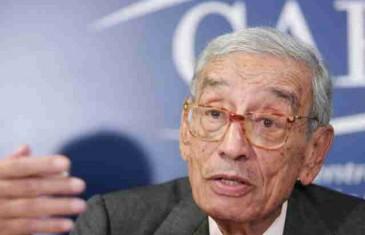 Umro bivši generalni sekretar UN-a Boutros Boutros Ghali