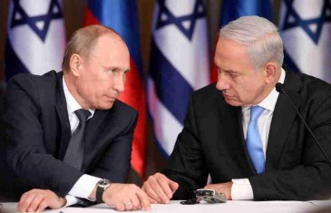 POTRES DECENIJE: Izrael odbacuje SAD i pravi dogovor sa Rusijom!