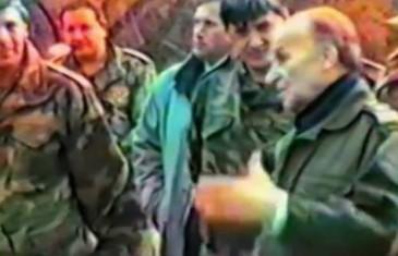 OVO SVI BOSANCI TREBAJU ZNATI: Pogledajte šta je Alija rekao kada su ga pitali zašto Bošnjaci nisu činili zločine u ratu…