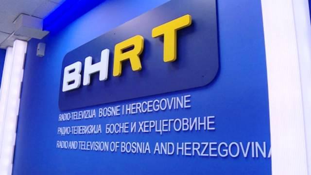 Protest upozorenja radnika BHRT-a zbog finansijske situacije