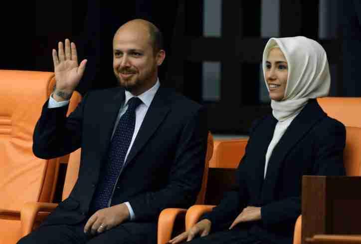 DOŠAO S KOFERIMA NOVCA: Erdoganov sin pobjegao iz Turske, sad pere novac u Italiji!