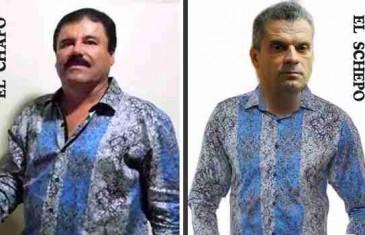 EKSKLUZIVNO SAZNAJEMO: El Chapo poslao El Schepi čuvenu plavu košulju!