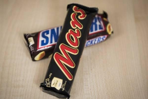 U Njemačkoj povučene s tržišta čokoladice Mars i Snickers