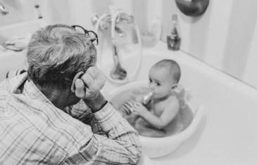 Niko kao djed: Ljubav prema unučadima je posebna