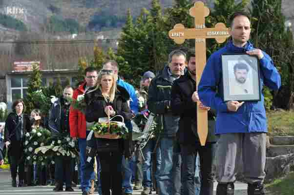 Sahranjen Dragi Novaković: Planinari se oprostili od velikog čovjeka