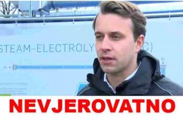 GORIVO POSTAJE DŽABE/BESPLATNO: Njemci napravili mašinu koja vodu pretvara u Benzin…