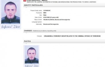 Osumnjičeni za terorizam: Ovo su lica bh. građana na Interpolovim potjernicama