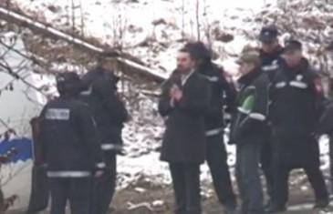 Pogledajte privođenje zamjenika ministra odbrane BiH