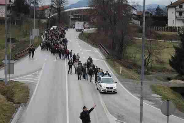 """Radnici Krivaje Mobel najavljuju """"rigorozne"""" proteste"""