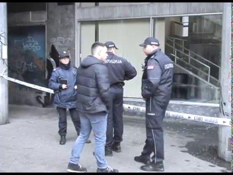 Krvavi napad u Beogradu: Iračanin nožem nasrnuo na policajca